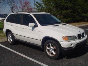 2003 BMW X5l